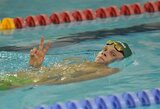 D.Rapšys prestižinės rungties finale aplenkė S.Bilį, A.Pavlidi pagerino šalies jaunučių rekordą