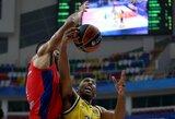 Maskvoje – netikėtas CSKA pralaimėjimas