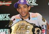 UFC čempionas pateko į avariją