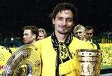 """M.Hummelsas susiejo savo ateitį su """"Borussia"""""""