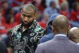 """D.Cousinsas: """"Lakers"""" komanda turi šansą mus įveikti"""""""
