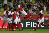 """Čempionų lyga: """"Monaco"""" eliminavo """"Fenerbahce"""" klubą, """"Astana"""" pralaimėjo """"Celtic"""" paskutinę minutę"""