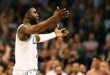 """""""Celtics"""" pasiūlė J.Brownui 80 mln. JAV dolerių"""