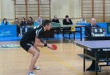 Lietuvos vyrų stalo teniso rinktinė prarado viltis patekti į aukštesnį divizioną (komentaras)