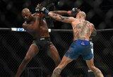 """Medikų išvados """"UFC 235"""" dalyviams: J.Jonesui gali tekti ilsėtis pusę metų"""