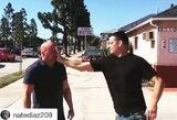 N.Diazas pasišaipė iš UFC prezidento