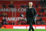 Laikus su J.Mourinho prisiminęs C.Makelele negailėjo portugalui liaupsių