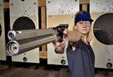 Į jaunimo olimpines žaidynes šaulė Greta Rankelytė vyks asmeninio rekordo