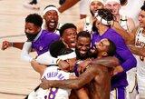 NBA kiekvienai komandai duos 30 mln. JAV dolerių