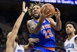 """Dvi merginas paryčiais į namus parsivedęs """"Knicks"""" puolėjas liko jų apvogtas"""