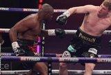 D.Whyte'as nokautavo A.Povetkiną ir iškovojo laikinąjį WBC sunkiasvorių čempiono titulą