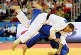 """""""Grand Slam"""" dziudo turnyre Baku – dvi K.Baužos pergalės"""