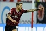 """""""Schalke"""" sustiprino savo puolimą, """"Real"""" talentas keliasi į Olandiją"""