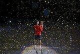 Geriausią tenisą savo gyvenime žaidžiantis N.Djokovičius pagerino R.Nadalio rekordą: per metus uždirbo 16 milijonų JAV dolerių