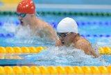 NCAA plaukimo čempionatą I.Kozlovskis baigė užimdamas 11-ą vietą