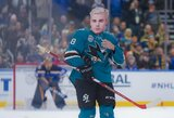 NHL įgūdžių konkursas: C.McDavidas prarado greičiausio ledo ritulininko titulą, J.Slavinas pasiekė naują rekordą, T.Hertlas tapo J.Bieberiu