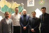 """LFF pasirašė """"Anderlecht"""" jaunimo ugdymo sistemos įdiegimo sutartį"""