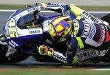 Antrose Katalonijos GP treniruotėse greičiausias V.Rossi