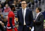 NBA paskelbė geriausius sausio mėnesio trenerius