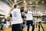 Daug žaidęs A.Labuckas rimtų problemų CSKA nesukėlė