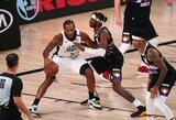 """""""Clippers"""" ekipai iki Vakarų finalo trūksta vienos pergalės"""