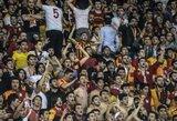 """""""Galatasaray"""" atsisakė žaisti lemiamas Turkijos čempionato rungtynes"""