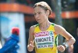 """M.Eimontė po maratono finišo buvo savikritiška: """"Sakyčiau, kad komandai gėdą padariau"""""""