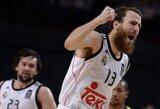 S.Rodriguezas atmetė galimybę grįžti į NBA ir lieka Madride