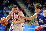"""""""FIBA Europe"""" atmetė FIBA pasiūlymą rengti Europos čempionatus kas ketverius metus"""