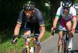 T.Vaitkus pirmajame dviračių lenktynių Alžyre etape finišavo trečias