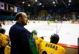 Muštynėmis NHL garsėjęs D.Lacroix: apie žaidimą kartu su D.Zubrumi ir didžiausią Lietuvos ledo ritulininkų stiprybę
