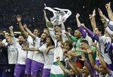 Europos karaliai: 15 komandų, kurios UEFA Čempionų lygoje žaidžia sėkmingiausiai