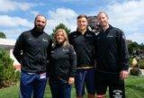 Trenerių kursuose JAV – ir lietuvis