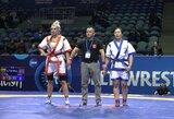 Pasaulio kureš imtynių čempionate – R.Gedutytės sidabras