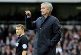 """Futbolo gandai: """"Real"""" klubas taikosi į J.Vardy, J.Mourinho laukiamas Prancūzijoje"""