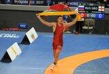 M.Knystautas iškovojo pasaulio jaunimo imtynių čempionato bronzą! (papildyta)