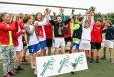 Lietuvišką vaikų globos namų auklėtinių futbolo čempionatą laimėjo Kroatijai atstovavę alytiškiai
