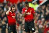 """""""Manchester United"""" sieks išsaugoti P.Pogbą"""
