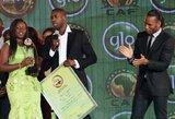 Y.Toure – geriausias Afrikos futbolininkas antrus metus iš eilės