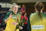 Paskelbtas Lietuvos moterų krepšinio rinktinės kandidačių sąrašas, planuose – draugiškas turnyras Kinijoje