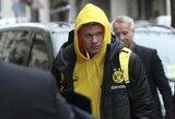 """S.McManamanas ragina E.B.Haalandą per anksti nepalikti """"Borussia"""": """"L.Jovičius yra puikus pavyzdys"""""""