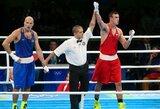 AIBA atsikirto bokso teisėjų kritikams
