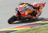 """Vokietijoje visiškai dominuojantis M.Marquezas vėl iškovojo """"pole"""" poziciją"""