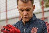 """M.Neueris susinervino: """"Bayern"""" sąmoningai paviešino derybų detales?"""
