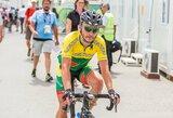 Ž.Savickas lenktynėse Gvadelupoje – trečias
