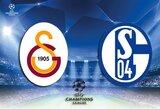 "Čempionų lyga: ""Galatasaray"" – ""Schalke"""
