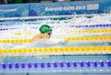 Pirmosios dienos apžvalga: jaunimo olimpiadoje pakvipo Lietuvos plaukikės medaliu