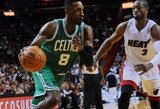 Fantastiškas J.Greeno tritaškis atnešė Bostono klubui pergalę prieš NBA čempionus