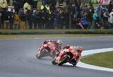 Australijos GP kvalifikaciją gudriu taktiniu sprendimu laimėjo M.Marquezas, J.Lorenzo ir V.Rossi nepateko į dešimtuką