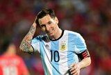 L.Messi laimėjo šmeižto bylą ir paaukojo pinigus labdarai